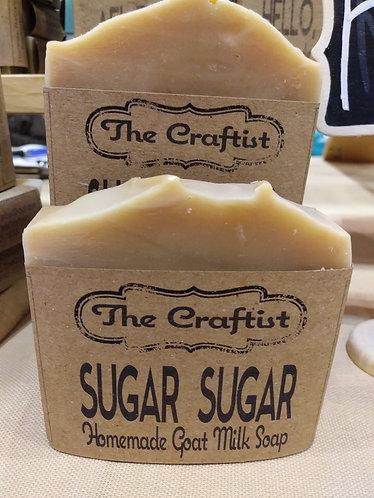 Sugar Sugar Handmade Goat Milk Soap