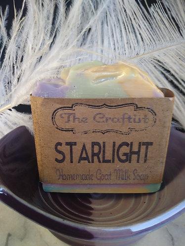 Starlight Handmade Goat Milk Soap