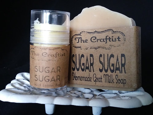 The Craftist Soap & Lotion Gift Set