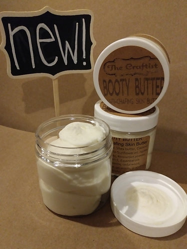 Booty Butter Anti-Chafing Skin Butter