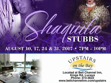 "Shaquita Stubbs Live at ""The Upstairs"""