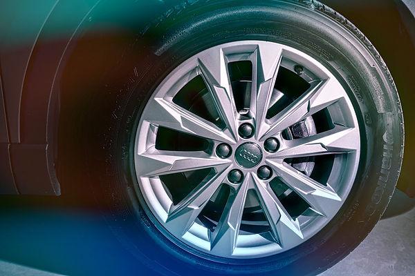 Roda Audi Q3
