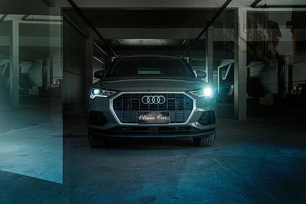Frente Audi Q3