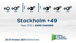 [External event] Invitation for the Stockholm +49 Summit: 20 - 21 October!!