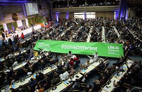 Youth Constituency comments on draft report of UNEA to HLPF 2020