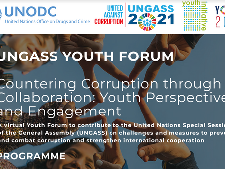 UNGASS Against Corruption Youth Forum