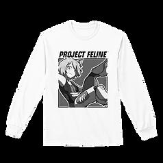 Project Feline Manga Graphic – Classic L