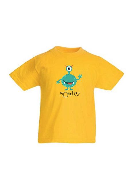 Monster Children's T-shirt