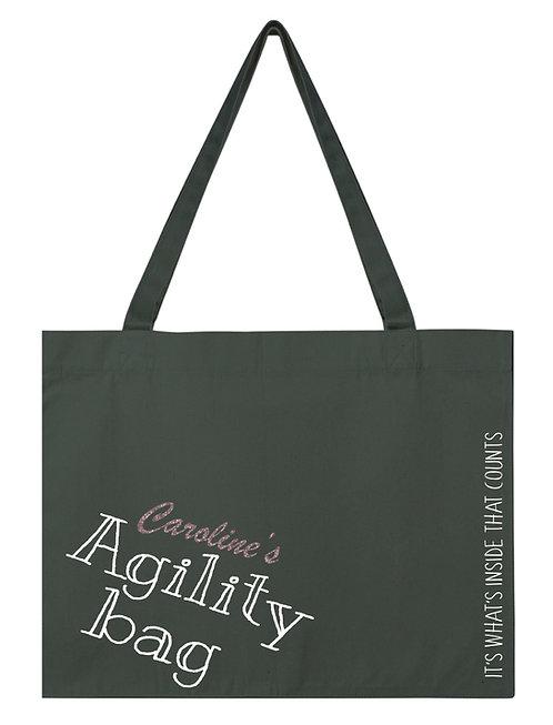 Personalised Agility bag