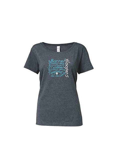 Hoopers words T shirt