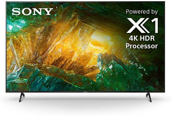 """Sony X800H 75"""" 2020"""