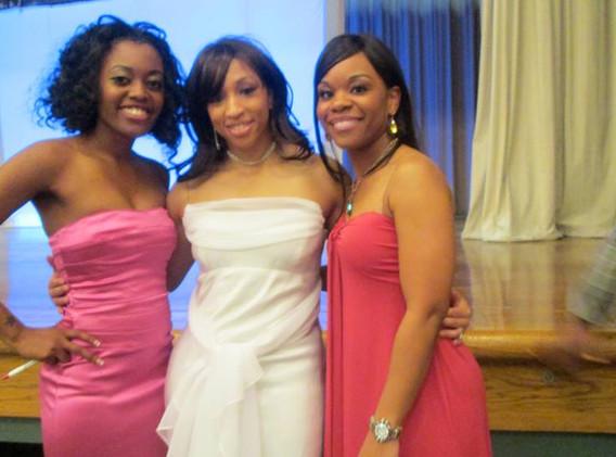 Erreol, Dee & Tiffany