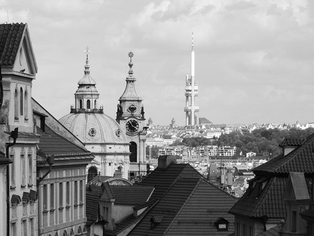 30 years for one of the most controversial buildings in Prague