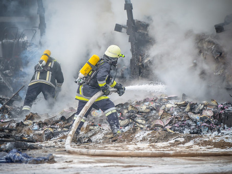 Russia involved in the explosion of an ammunition complex