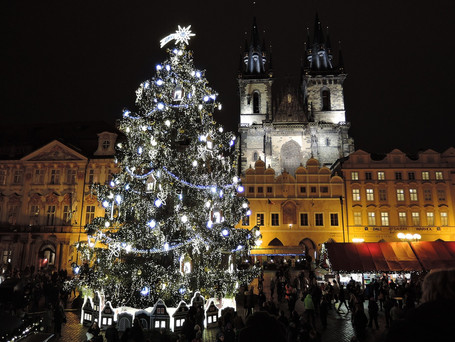 Christmas markets this year?