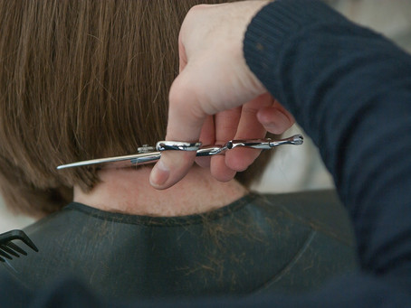 Hairdressers to open next week