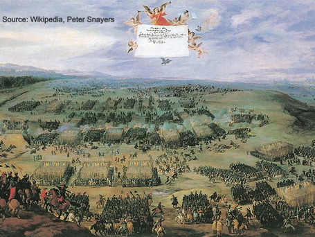 400 years since the Battle of White Mountain