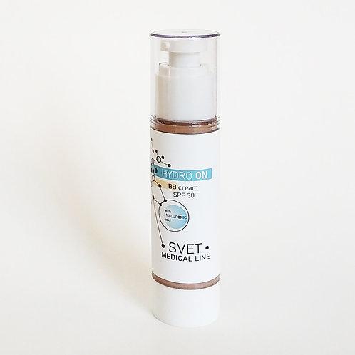 ВВ крем з SPF 30 для всіх типів шкіри 50 мл