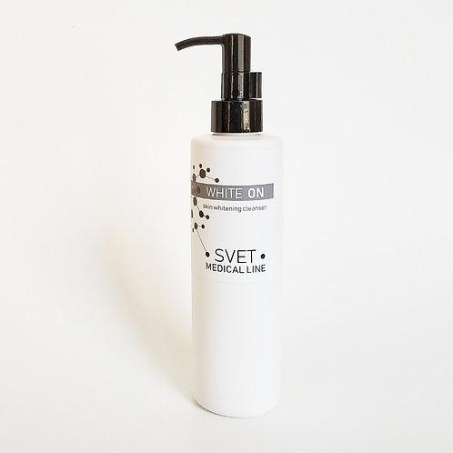 Відбілюючий очищуючий засіб для вмивання шкіри 250 мл