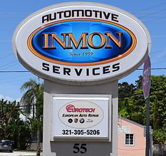 Inmon Auto Sign