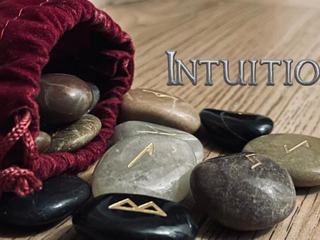 Din andliga resa - Intuition