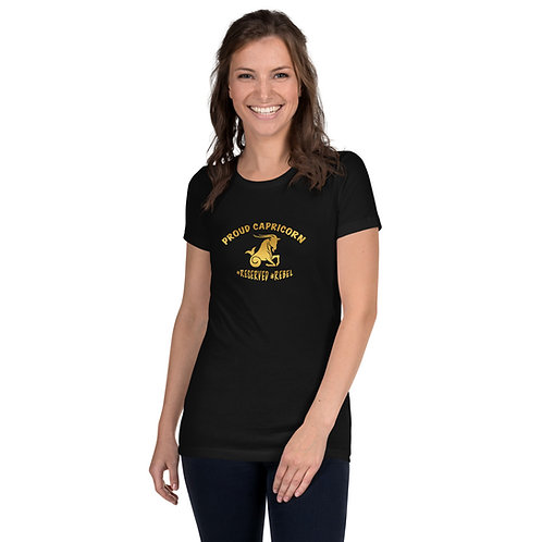 Capricorn Women's Slim Fit T-Shirt