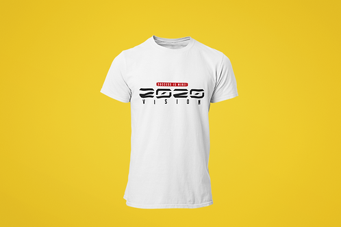 T-SHIRT | SUCCESS IS MINE! 2020 VISION Men's Tee