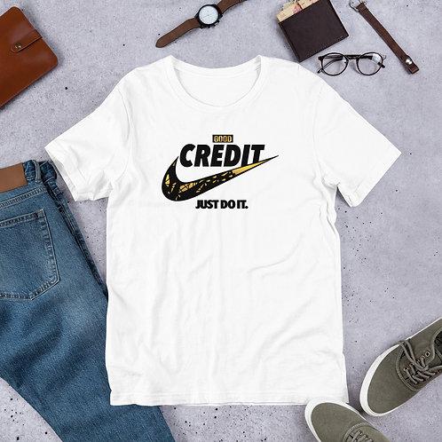 GOOD CREDIT | UNISEX SHIRT