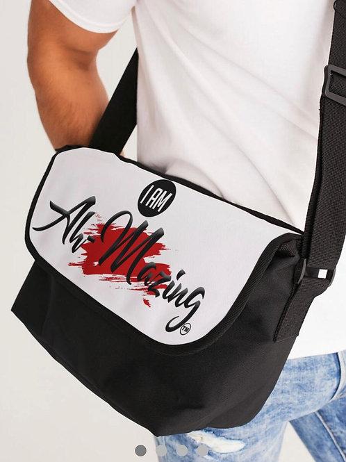 I AM AH-MAZING MESSENGER BAG