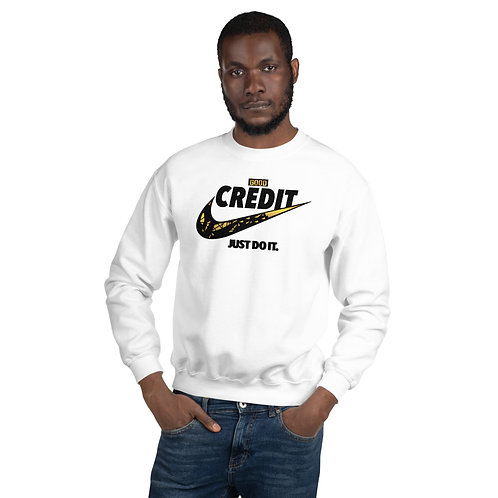 Good Credit | Unisex Sweatshirt