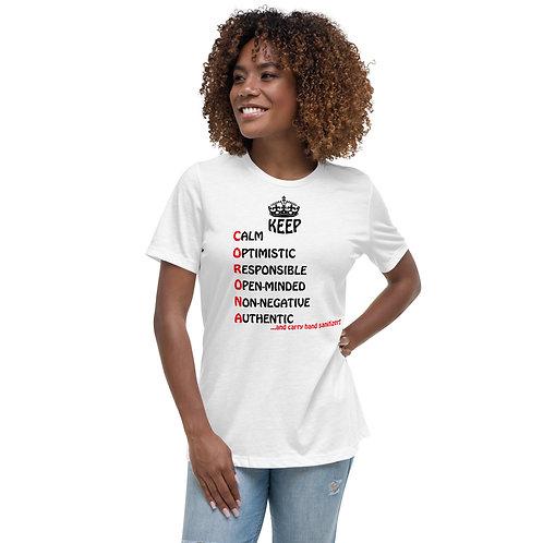 Corona Women's Relaxed T-Shirt