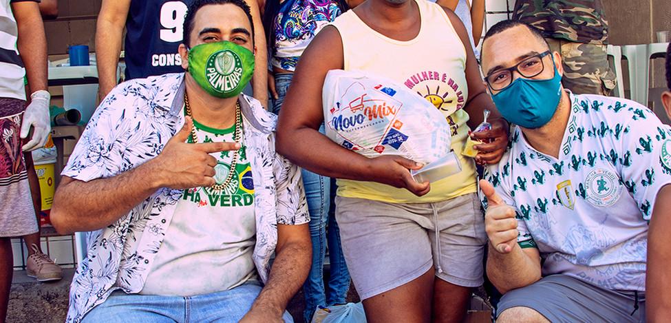 Favela Kids Easter Event 2021