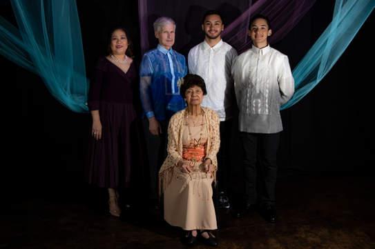 Retrato de família