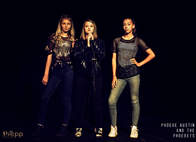 Phoebe Austin and Dancers