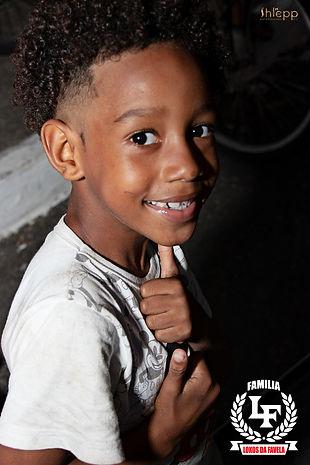 Kids Easter Favela event Brazil 2020