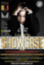 Stephan Dante will be performing at the G Salvatore Fashion showcase