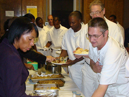 Thanksgiving meal for inmates.JPG