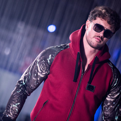 G Salvatore Fashion showcase Wales