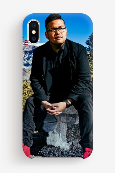 Sam Driz Phone Cases