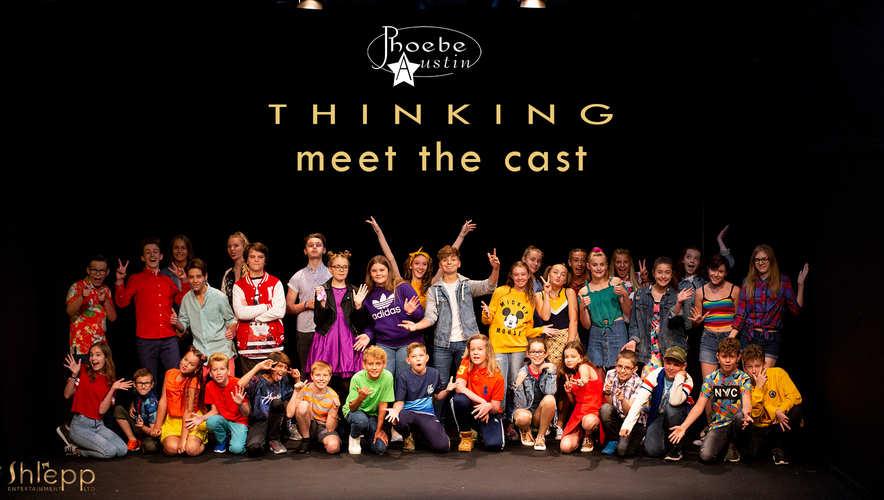 Phoebe - Thinking Cast