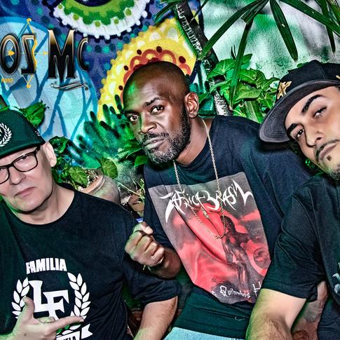 Kaos MC with Funk Buia