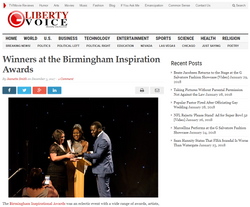 Birmingham Inspiration Awards winners ar
