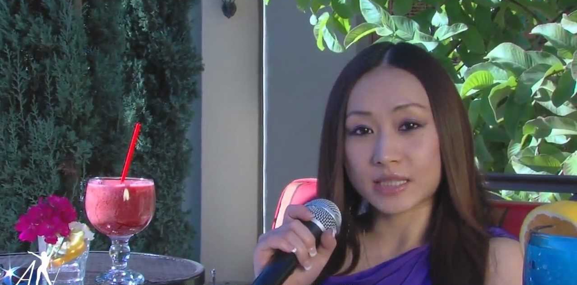 Ayi Jihu Up Close interview in Palm Springs