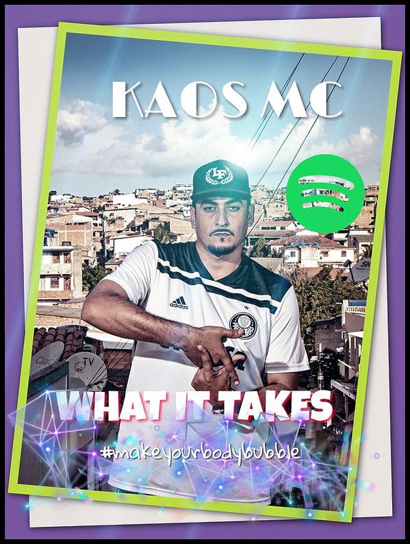Visit Kaos MC on Spotify