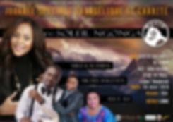 Soleil A1 poster (Shlepp Entertainment L