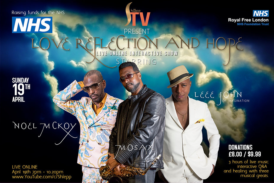 Love Reflection and Hope TV event