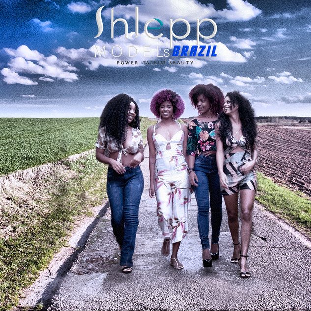 Shlepp models brazil on road ( 001) post