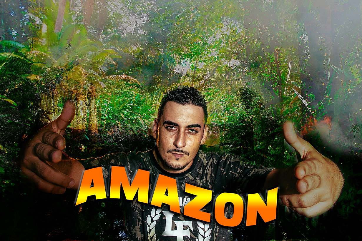 Kaos MC the Amazon is on Fire!