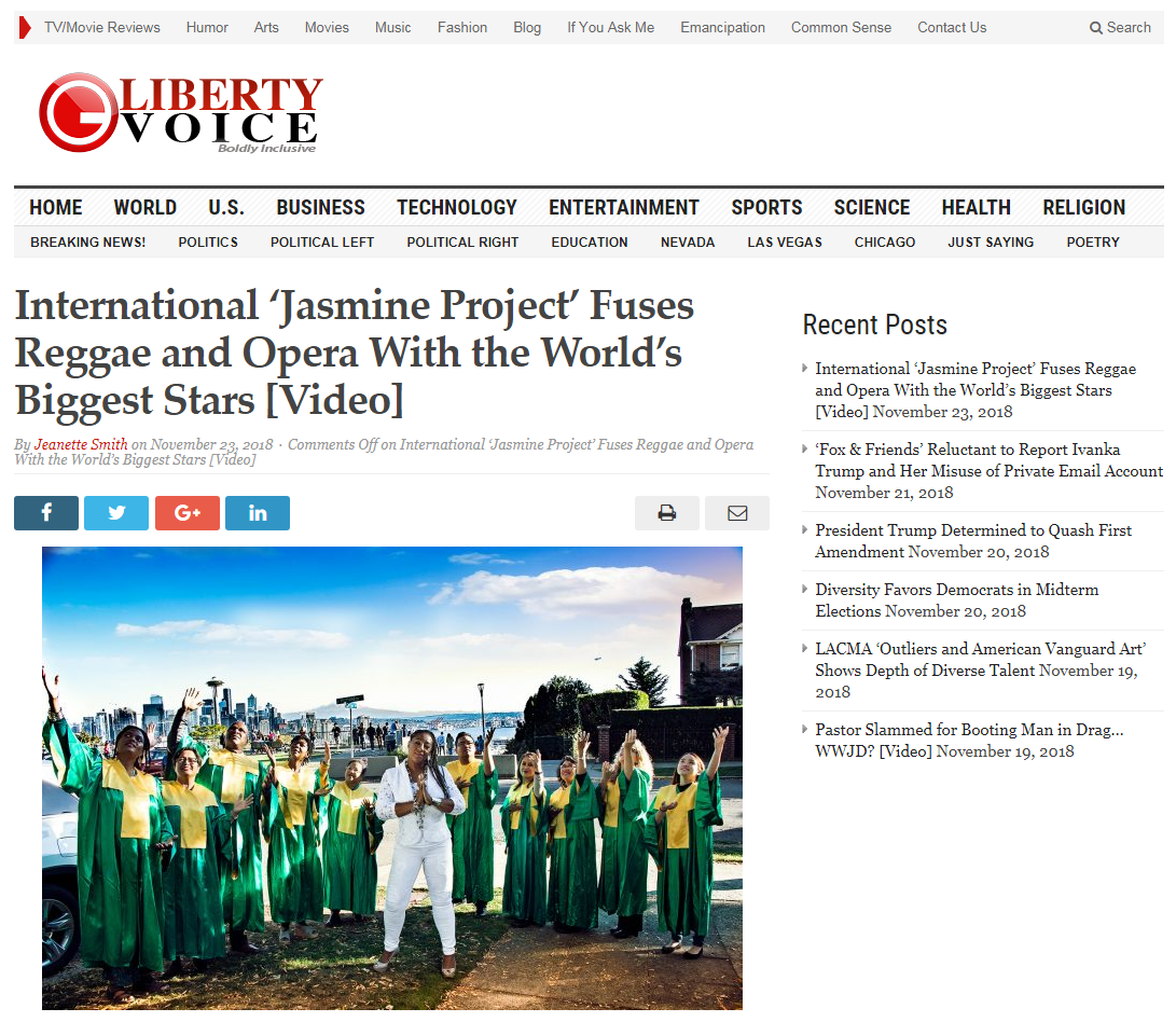 Jasmine - Gaurdian Liberty Voices news story