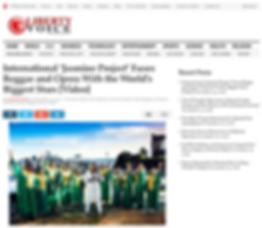 Jane Maria and Toyin Adekale make global news with Jasmine
